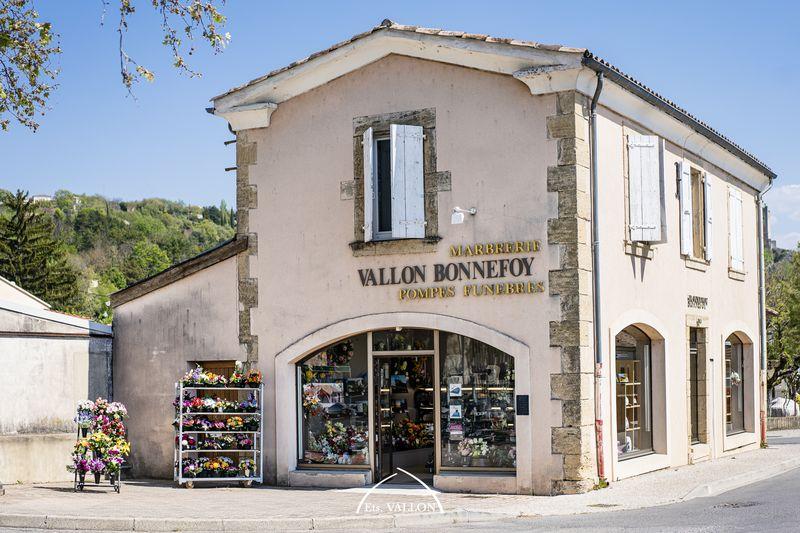 Agence pompes funèbres Vallon Bonnefoy de Crest