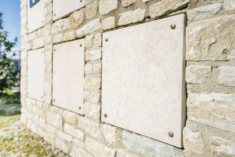 Columbarium Vallon au cimetière