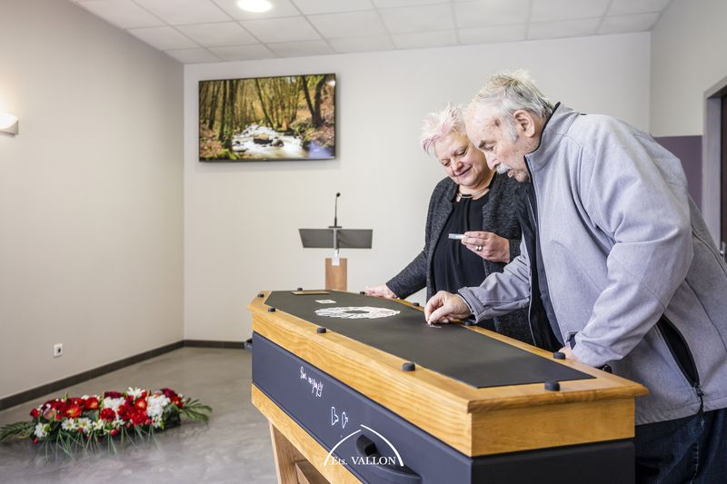 cérémonie personnalisée dans une salle de cérémonie civile