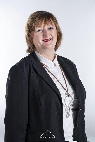 Christine conseillère funéraire à Vallon Crest