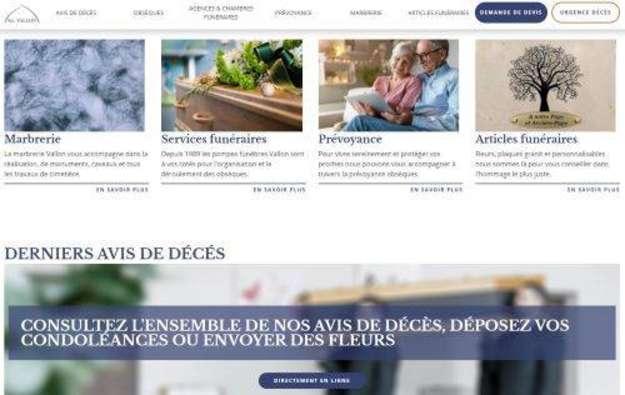 Un nouveau site au service des familles