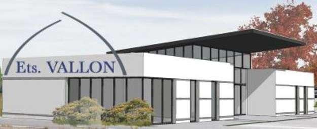 Un nouveau complexe des Pompes Funèbres Vallon à Loriol Sur Drôme